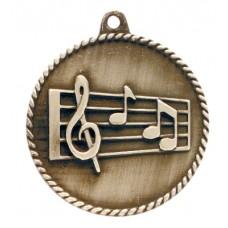 HR785 Medal - Music